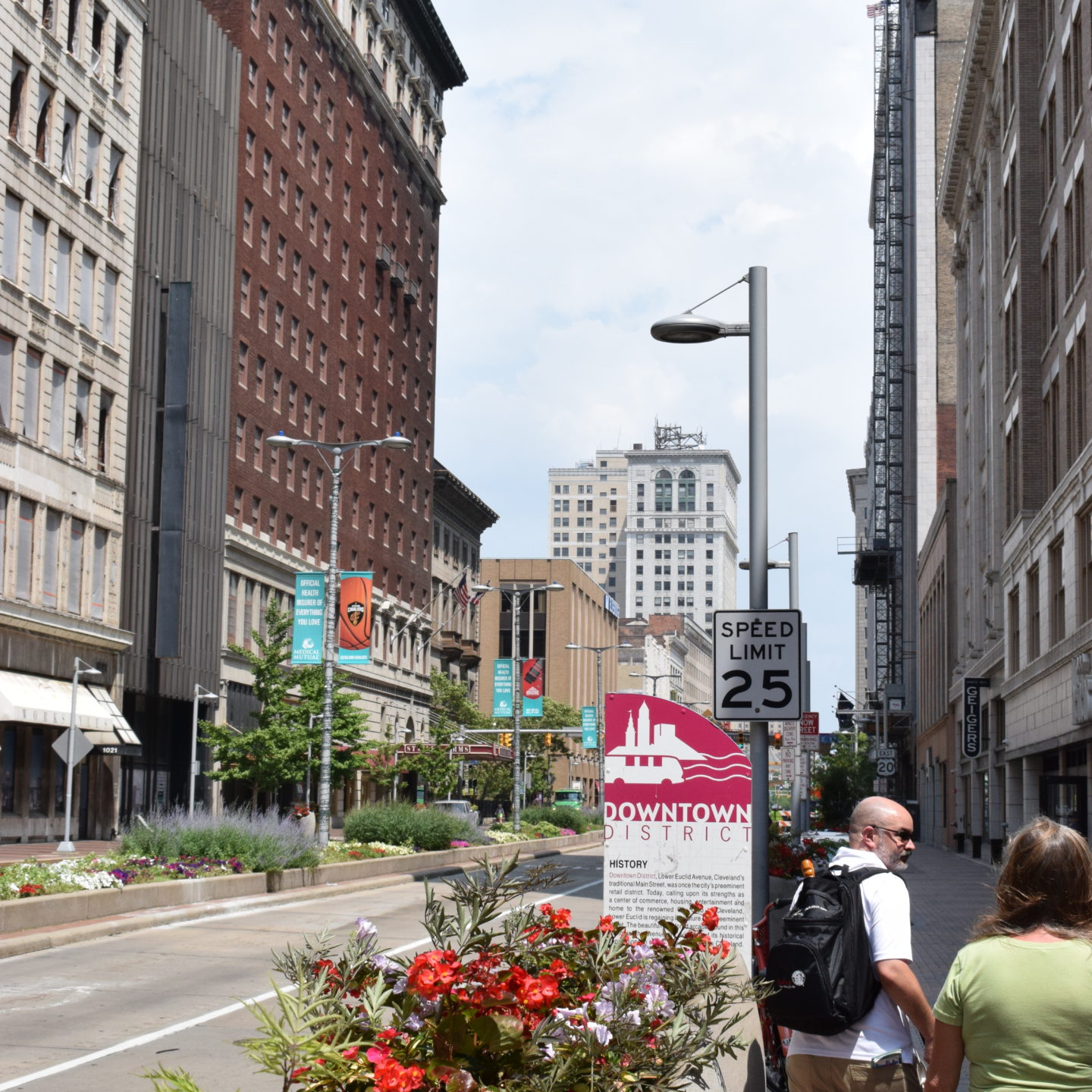 Tours of Cleveland